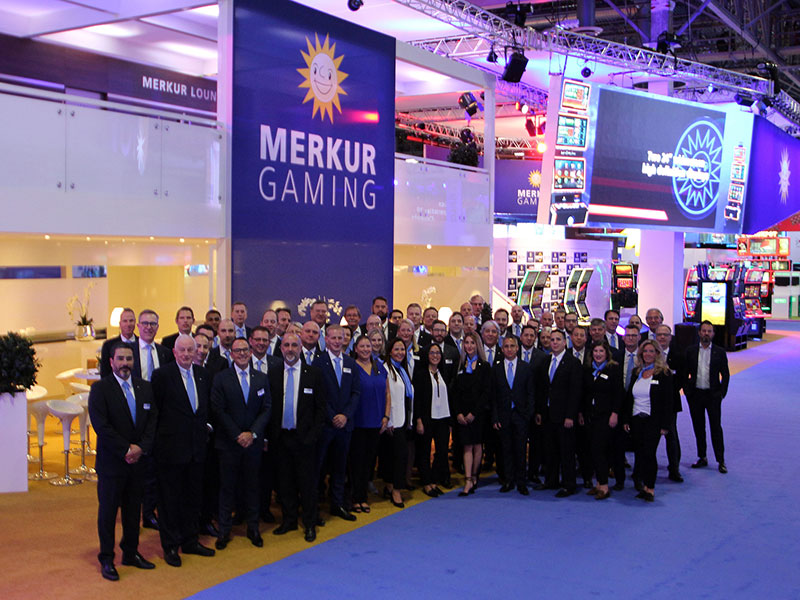 Merkur Gaming's big bonus G2E
