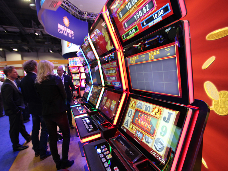 G2E was a record success for Merkur Gaming