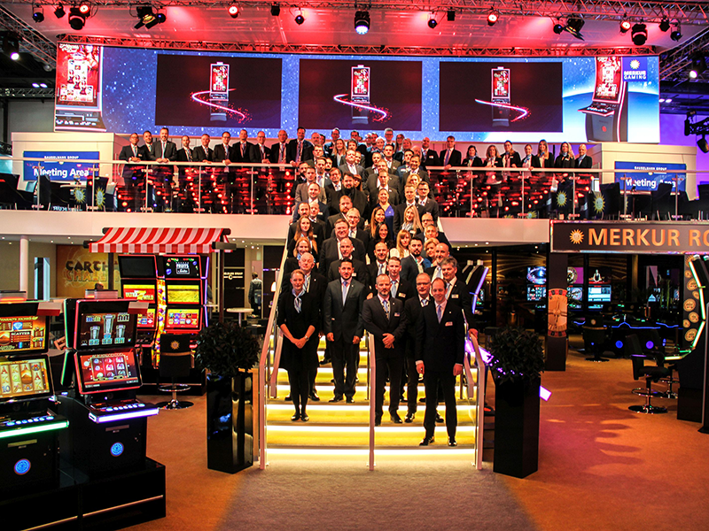 "Maximum performance and maximum entertainment - Merkur Gaming to present a ""big"" show at ICE 2020"