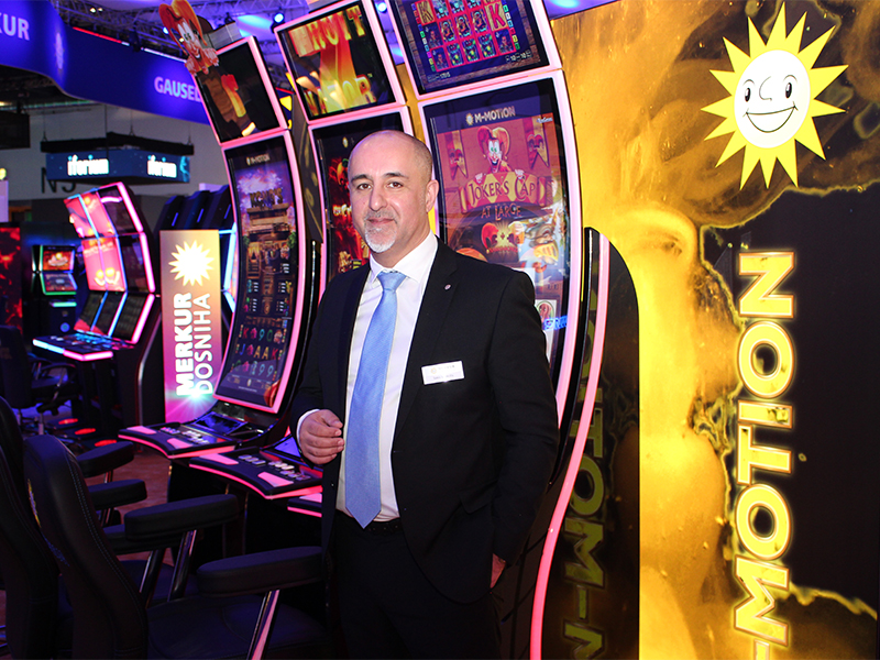 Merkur Gaming | Landbased Gaming for Casino, AWP and VLT
